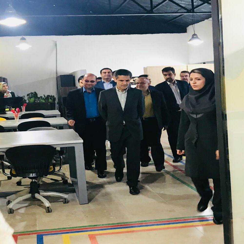 Visit of country leaders from the cloud-accelerator